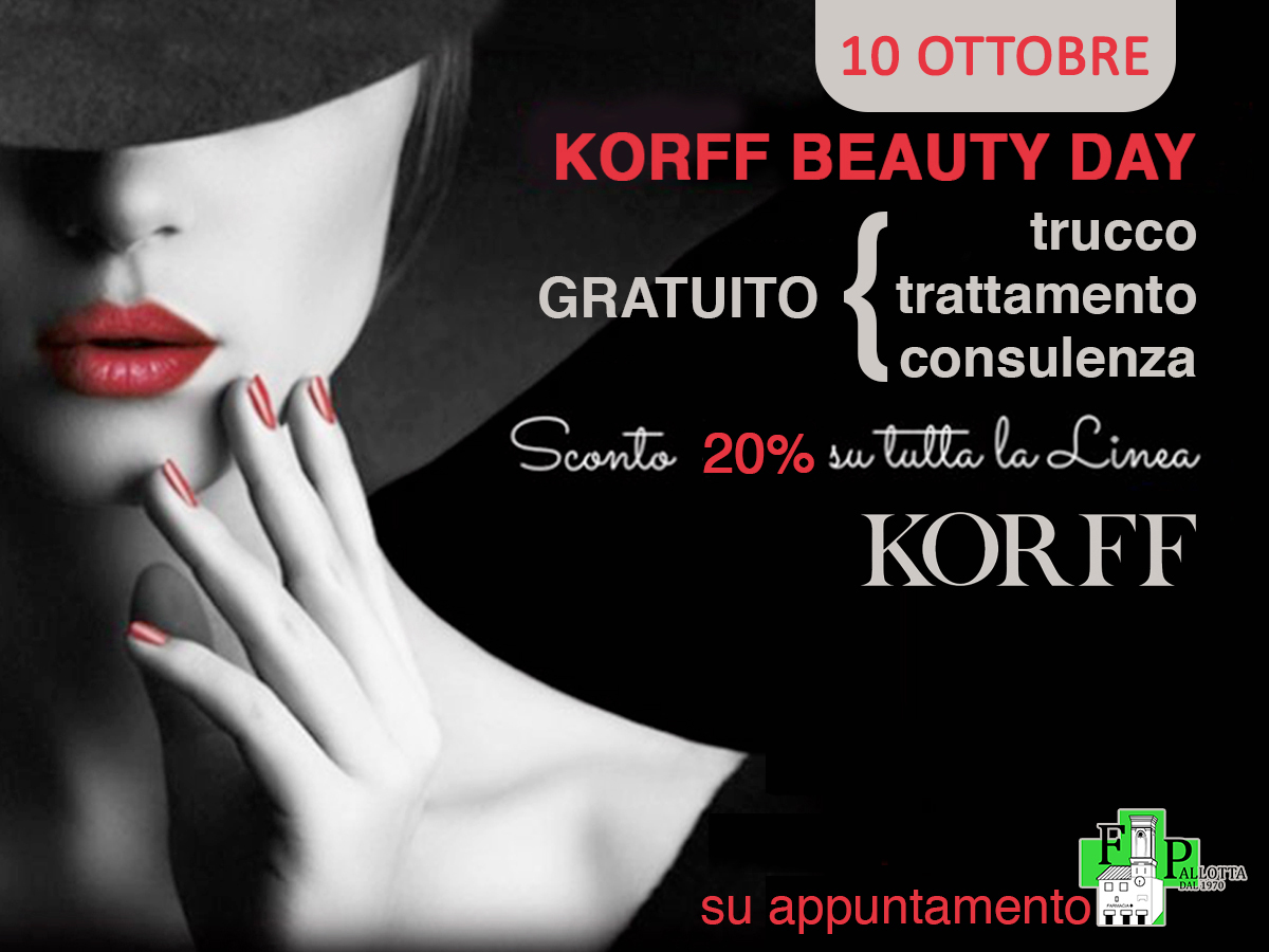 KORFF beauty DAY